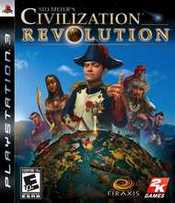 Sid Meier's Civilization Revolution PS3