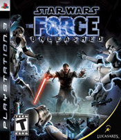 Star Wars: The Force Unleashed for PlayStation 3 last updated Jul 01, 2011