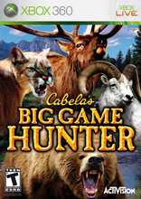 Cabela's Big Game Hunter 2008 Xbox 360