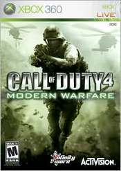 Call of Duty 4: Modern Warfare for Xbox 360 last updated Dec 17, 2013