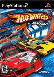 Hot Wheels: Beat That PS2