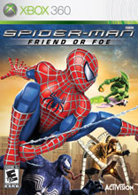 Spider-Man: Friend or Foe for Xbox 360 last updated Sep 04, 2010