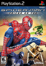 Spider-Man: Friend or Foe for PlayStation 2 last updated Nov 29, 2011