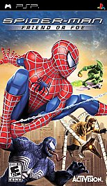 Spider-Man: Friend or Foe for PSP last updated May 22, 2008