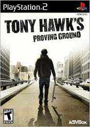 Tony Hawk's Proving Ground for PlayStation 2 last updated Jun 27, 2013