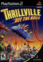 Thrillville: Off the Rails PS2