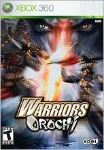 Warriors: Orochi Xbox 360