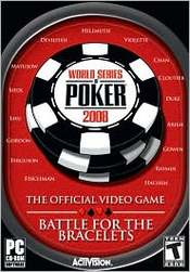 World Series of Poker 2008 PC