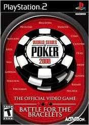 World Series of Poker 2008 for PlayStation 2 last updated Mar 15, 2011