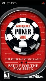 World Series of Poker 2008 PSP