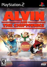 Alvin & the Chipmunks PS2