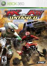 MX vs ATV Untamed Xbox 360