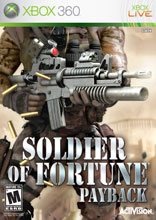 Soldier of Fortune: Pay Back Xbox 360
