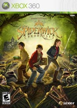 The Spiderwick Chronicles Xbox 360