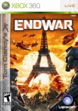 Tom Clancy's EndWar for Xbox 360 last updated Jan 08, 2009