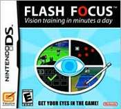 Flash Focus: Vision Training in Minutes a Day DS