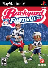 Backyard Football 08 PS2