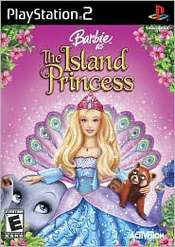 Barbie: Island Princess PS2