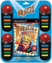 BUZZ: The Mega Quiz PS2