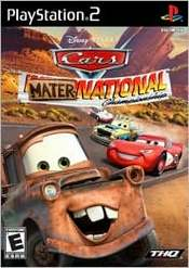 Cars: Mater-National PS2