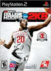 College Hoops NCAA 2K8 PS2