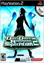 Dance Dance Revolution SuperNOVA 2 PS2
