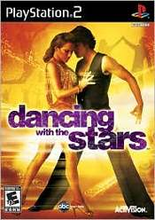 Dancing with the Stars PS2