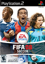 FIFA Soccer 08 for PlayStation 2 last updated Apr 06, 2008