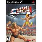 Fire Pro Wrestling Returns for PlayStation 2 last updated Dec 06, 2007