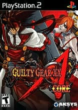 Guilty Gear XX Accent Core PS2