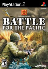 The History Channel: Battle for the Pacific PS2
