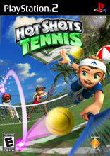 Hot Shots Tennis PS2