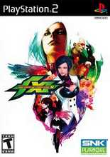 King of Fighters XI PS2