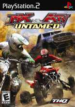 MX vs ATV Untamed PS2