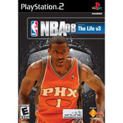 NBA 08: Featuring The Life v3 PS2