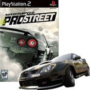 Need for Speed: ProStreet PS2
