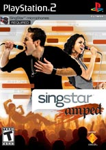 SingStar Amped PS2