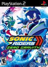 Sonic Riders: Zero Gravity for PlayStation 2 last updated Apr 14, 2010