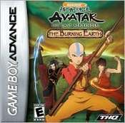 Avatar: The Burning Earth GBA