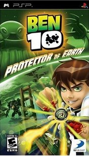 Ben 10: Protector of Earth for PSP last updated Jul 16, 2008
