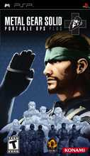 Metal Gear Solid: Portable Ops Plus PSP