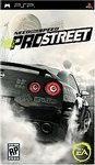 Need for Speed: ProStreet PSP