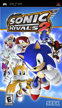 Sonic Rivals 2 for PSP last updated May 16, 2009