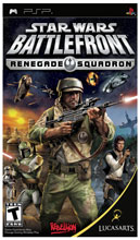 Star Wars Battlefront: Renegade Squadron for PSP last updated Jul 09, 2009