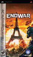 Tom Clancy's EndWar for PSP last updated Nov 19, 2010
