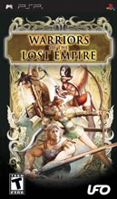 Warriors of the Lost Empire PSP