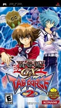 Yu-Gi-Oh! GX Tag Force 2 for PSP last updated Feb 17, 2009
