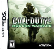 Call of Duty 4: Modern Warfare for Nintendo DS last updated Sep 02, 2011