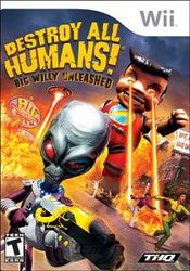 Destroy All Humans! Big Willy Unleashed for Wii last updated Sep 08, 2010