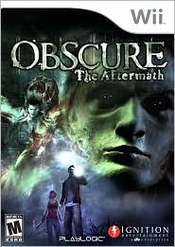 Obscure: The Aftermath Wii
